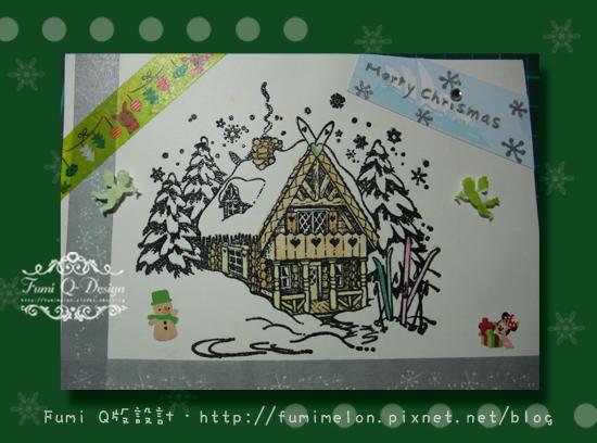 聖誕卡片06
