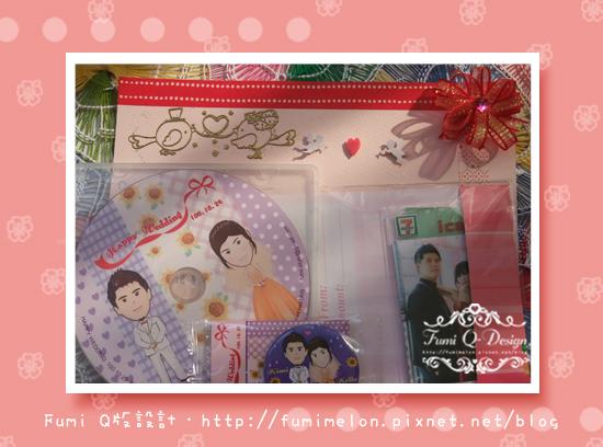 婚禮祝福卡片01