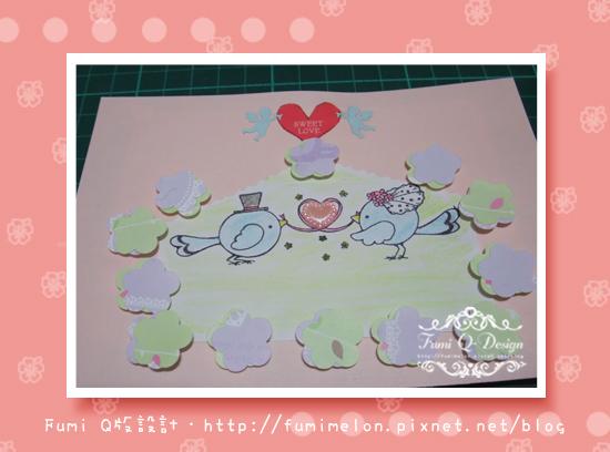 婚禮祝福卡片02
