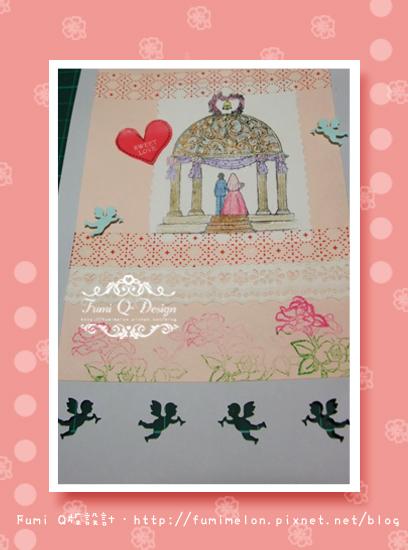 婚禮祝福卡片03