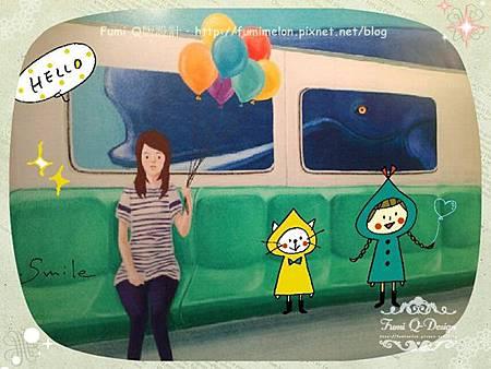 【日記】灰姑娘的南瓜馬車1