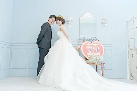 Lee & Lin 婚紗照
