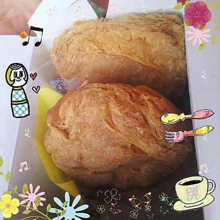 【日記】酥皮泡芙