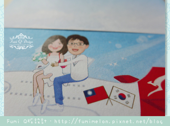 Lee & Lin Q版小卡