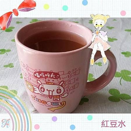 R&F生活小劇場 ♥ 新手廚娘記錄-紅豆水