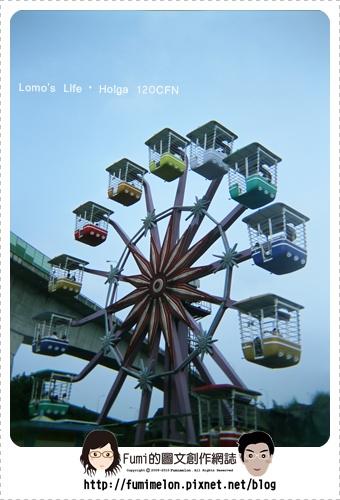 Holga#3_2009.04.12@Taipei