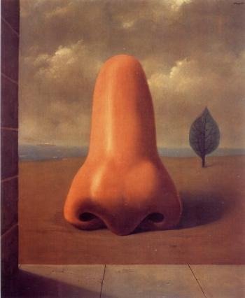Magritte_1927算命.jpg
