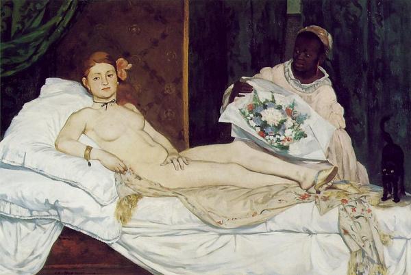 奧莉匹亞(Olympia) 1863.jpg