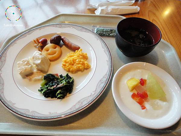 Kanucha Resort早餐