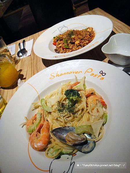 夏諾瓦義大利麵餐廳