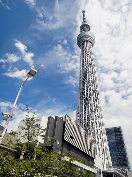 Sky tree東京晴空塔