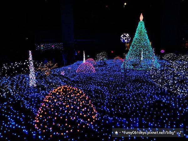 カレッタ汐留Illumination 2013