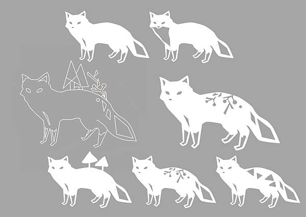 狐狸的草稿2
