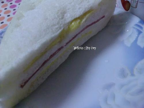 好吃的~洪瑞珍三明治