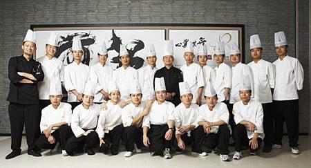 130129 心樂蝶舞廚師團隊