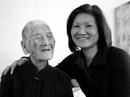 外婆與母親