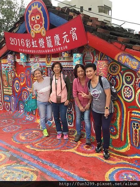 馬來西亞 吉隆坡 盧、陳、李、符、四位女士~在彩虹村~