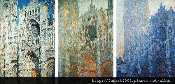 1892 盧昂主教堂系列