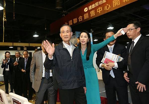 遠雄趙藤雄5月將說明大巨蛋真相,遠雄集團全國聯合銷售中心盛大開幕