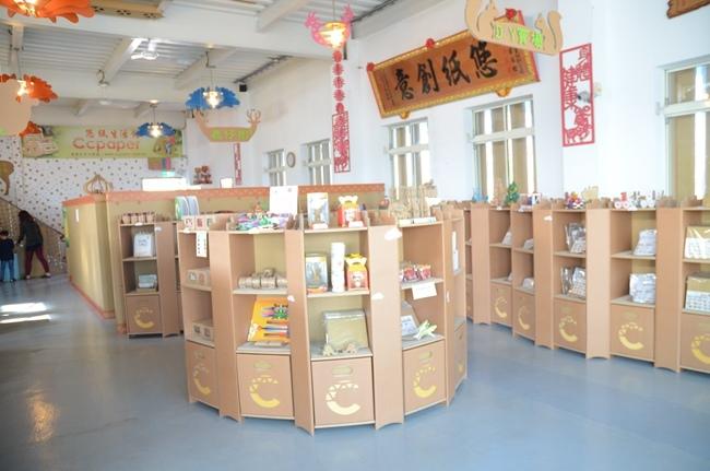 各種紙做創意商品與DIY紙玩具,亦可客製化訂製紙贈品.JPG