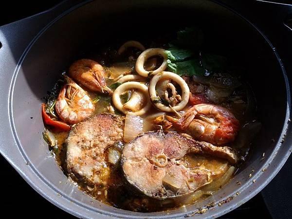 偽 馬賽魚湯
