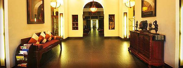 花都酒店AngkorHomeHotel-大廳02