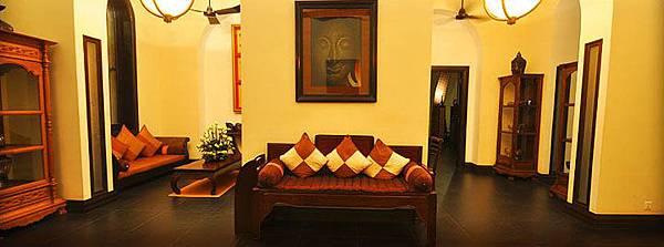 花都酒店AngkorHomeHotel-大廳01