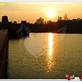 金色吳哥-小吳哥窟AngkorWat護城河-11