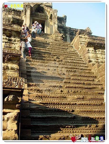 金色吳哥-小吳哥窟AngkorWat-07