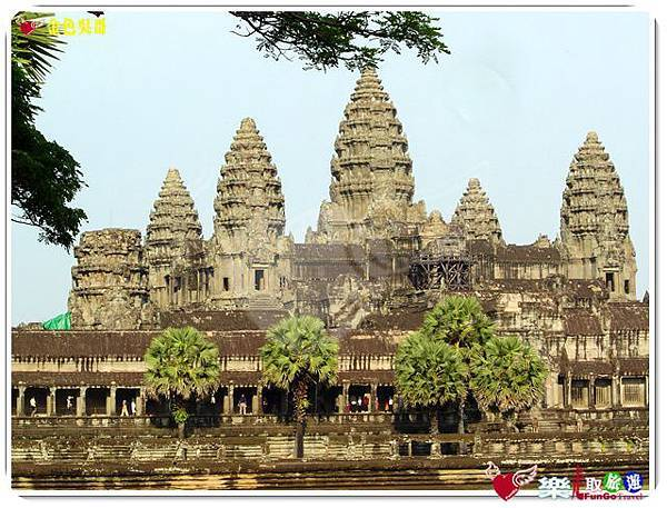 金色吳哥-小吳哥窟AngkorWat-09