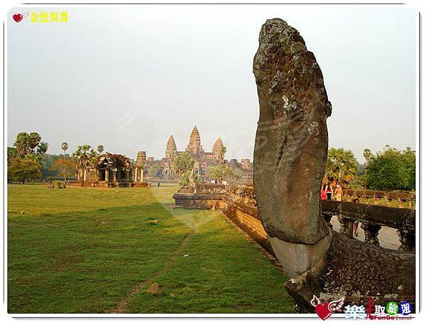金色吳哥-小吳哥窟AngkorWat-12