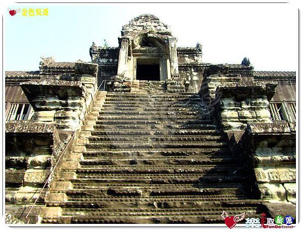 金色吳哥-小吳哥窟AngkorWat-13