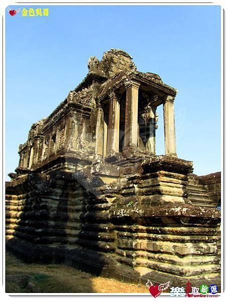 金色吳哥-小吳哥窟AngkorWat-15