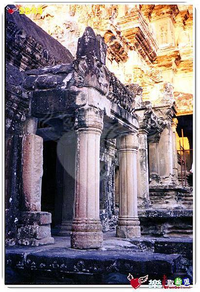 金色吳哥-小吳哥窟AngkorWat-19