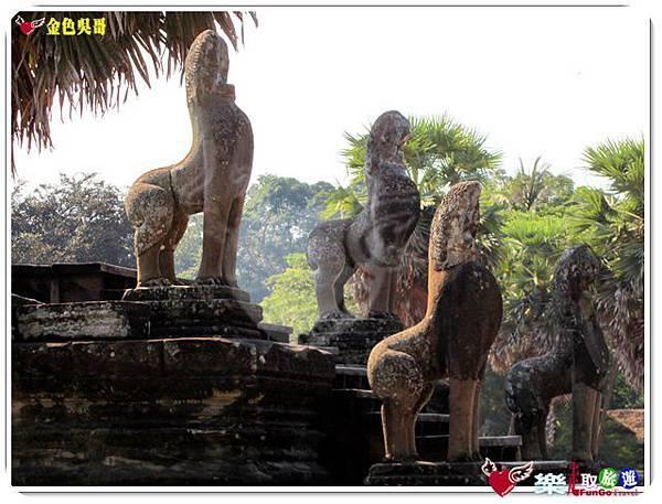 金色吳哥-小吳哥窟AngkorWat-18