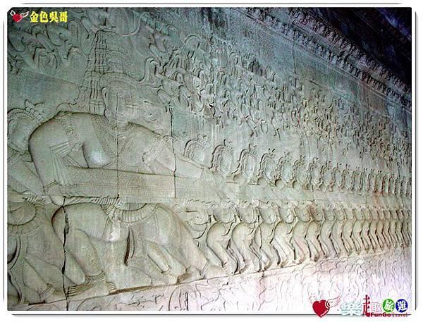 金色吳哥-小吳哥窟AngkorWat-23