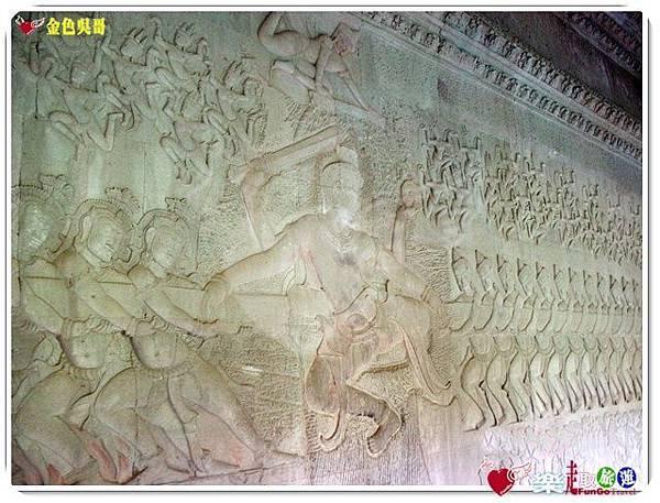 金色吳哥-小吳哥窟AngkorWat-24