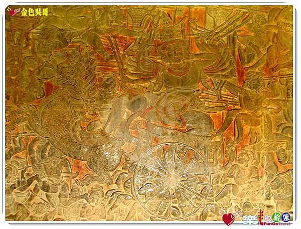 金色吳哥-小吳哥窟AngkorWat-29