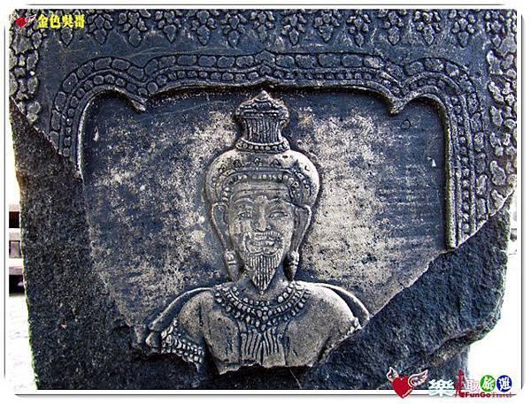 金色吳哥-小吳哥窟AngkorWat-38