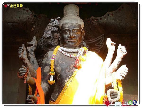 金色吳哥-小吳哥窟AngkorWat-42