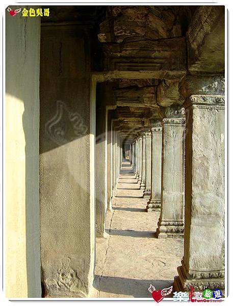 金色吳哥-小吳哥窟AngkorWat-48