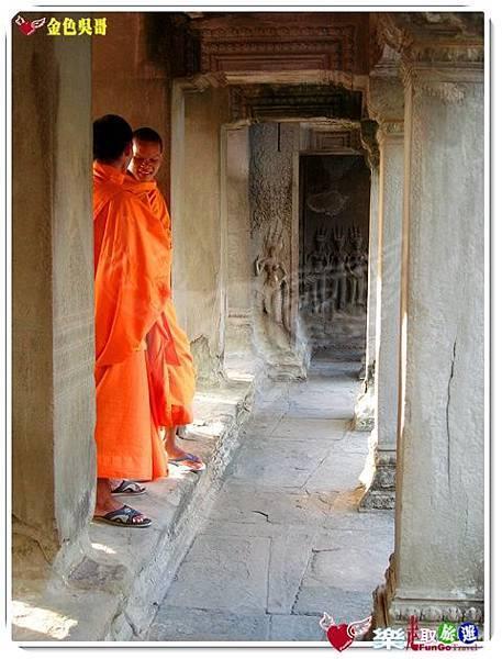 金色吳哥-小吳哥窟AngkorWat-54