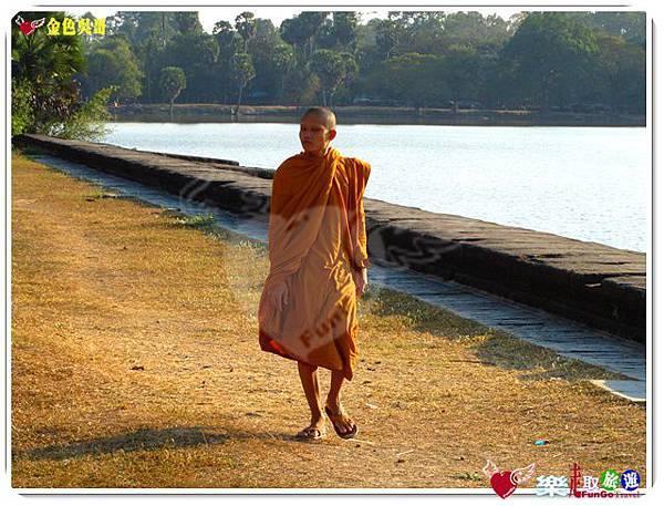 金色吳哥-小吳哥窟AngkorWat-57