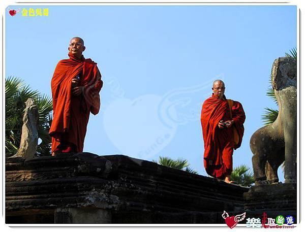 金色吳哥-小吳哥窟AngkorWat-56