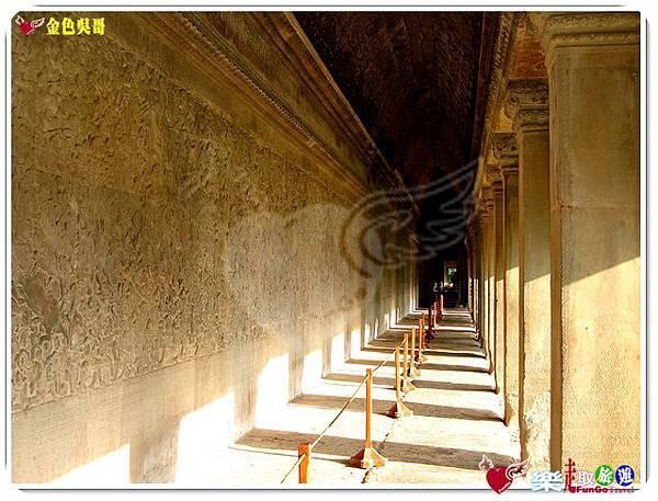 金色吳哥-小吳哥窟AngkorWat-58