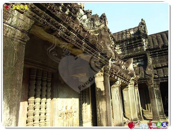 金色吳哥-小吳哥窟AngkorWat-64