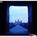 金色吳哥-小吳哥窟AngkorWat日出-01