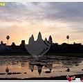 金色吳哥-小吳哥窟AngkorWat日出-04