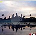 金色吳哥-小吳哥窟AngkorWat日出-03
