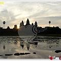 金色吳哥-小吳哥窟AngkorWat日出-05
